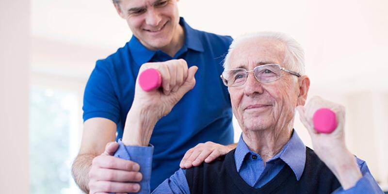 Fizik tedavi Covid-19 geçirenlerin egzersiz kapasitelerini artırıyor