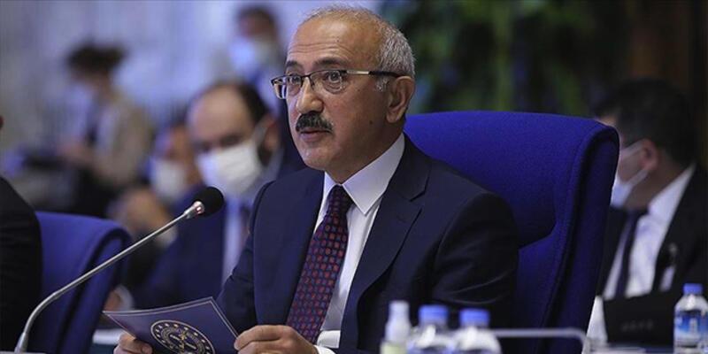 """Son dakika... Hazine ve Maliye Bakanı Elvan: """"2021 reformlar yılı olacak"""""""