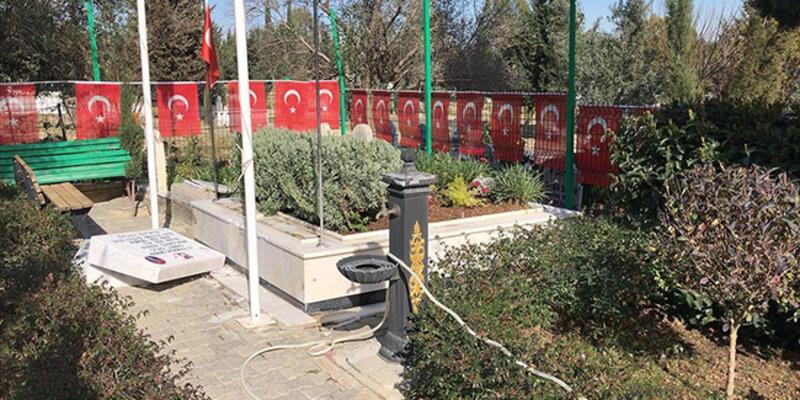 Adana'da 79 mezarın taşlarına zarar verilmesiyle ilgili DEAŞ'la bağlantılı 5 şüpheli gözaltına alındı