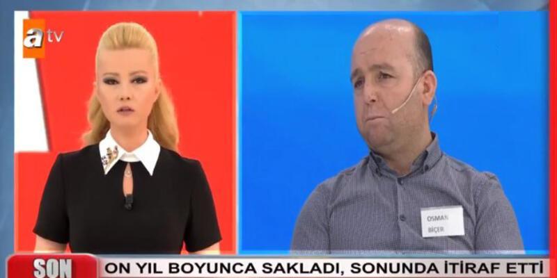 Güldane Biçer cinayeti çözüldü... Osman Biçer itiraf etti! Son dakika Müge Anlı haberleri...
