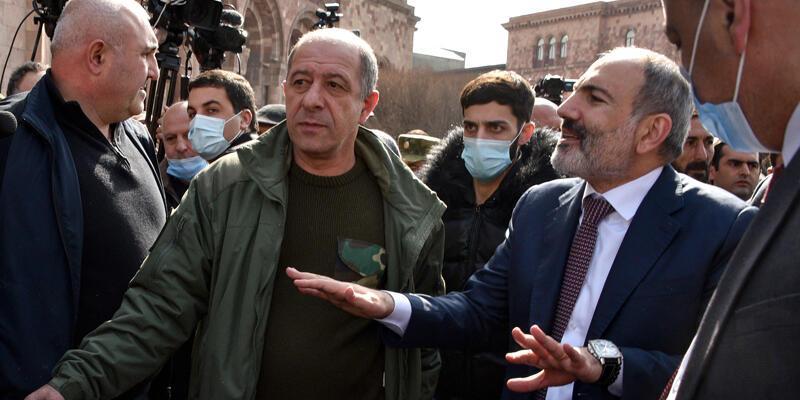 Son dakika... Ermenistan Başbakanı Paşinyan askerlere seslendi