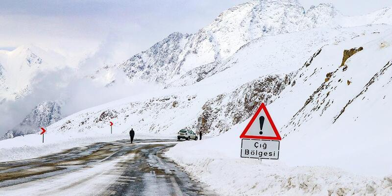 26 Şubat 2021 hava durumu: Meteoroloji'den o bölgelere çığ uyarısı