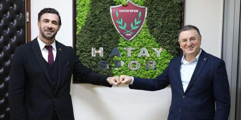 Son dakika... Hatayspor Ömer Erdoğan'ın sözleşmesini uzattı