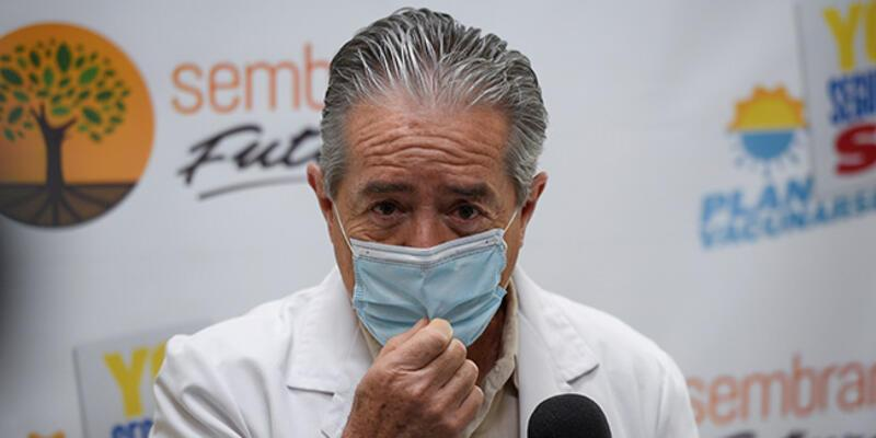 Ekvador'da Sağlık Bakanı istifa etti