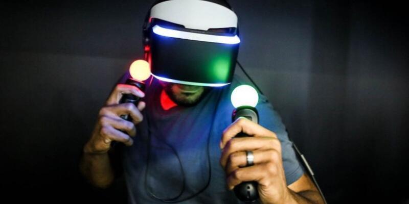 Sony PS VR 2'ye start verdi