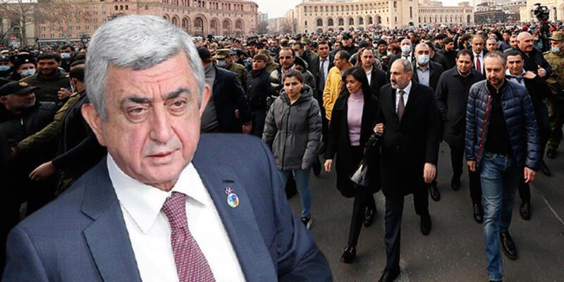 SON DAKİKA: Ermenistan Cumhurbaşkanı'ndan Paşinyan'a veto