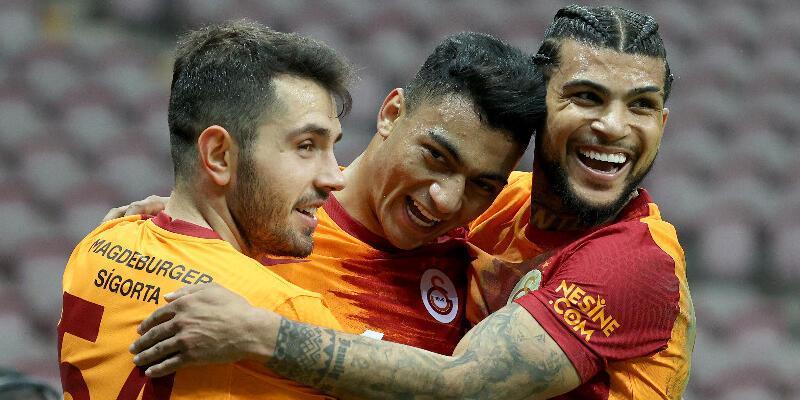 Galatasaray - BB Erzurumspor: 2-0