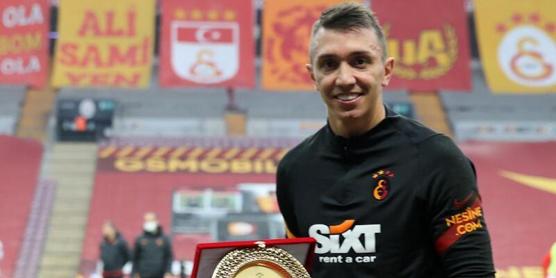 Fernando Muslera: Futbolu Galatasaray'da bırakmak büyük gurur olur