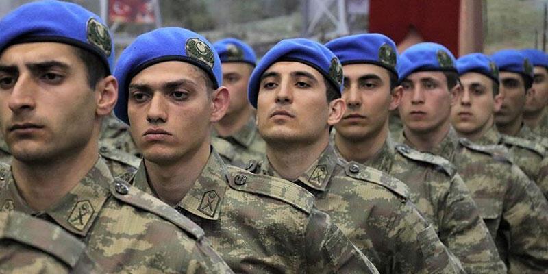 NATO'dan 'Mavi Bereli' övgüsü: Seçkin piyadeler