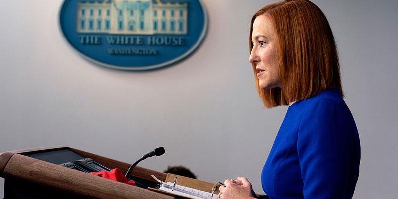 """Biden """"Hesap soracağız"""" demişti! Beyaz Saray Sözcüsü'nü terleten Prens Selman sorusu"""
