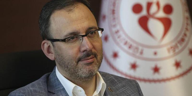 Maçlara seyirci alınacak mı? Gençlik ve Spor Bakanı Kasapoğlu sporda normalleşme takvimini açıkladı