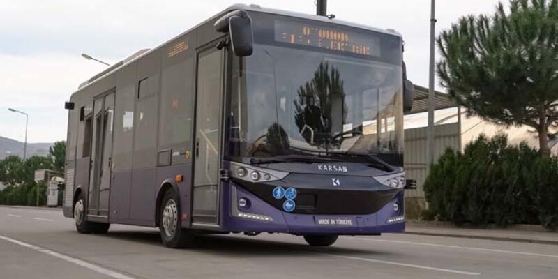 Türk mühendislerin 'sürücüsüz otobüs'ü yollara çıkıyor