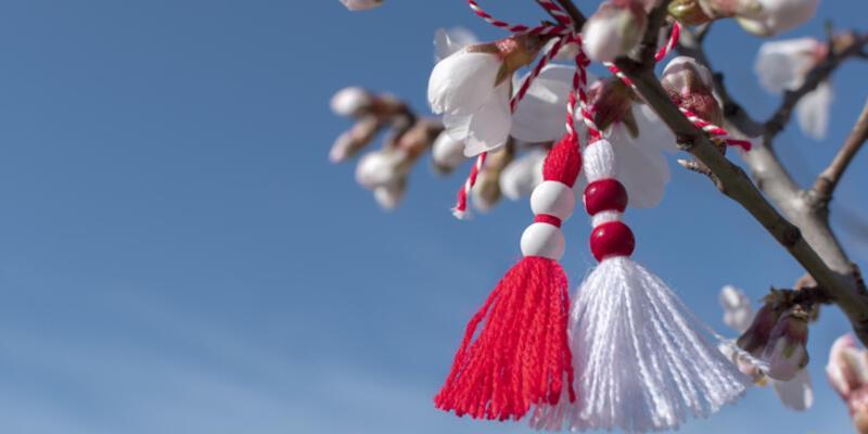 Marteniçka nedir, yapımı nasıl?Çestita Baba Marta kutlanmaya başlandı