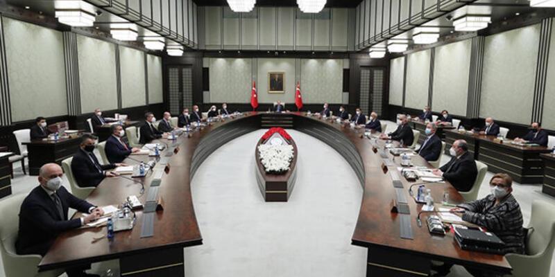 Son dakika haberleri: Kabine Toplantısı bitti mi? Yasaklar (Kısıtlamalar) Kalktı mı SON DURUM?