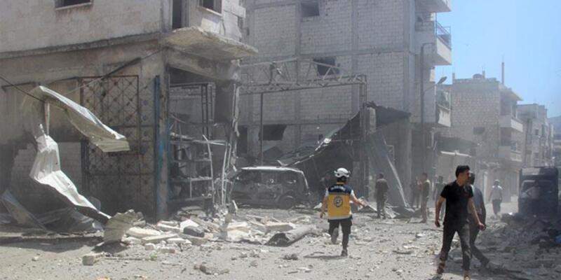 """Esed rejimi, son 10 yılda savaş suçu ve insanlığa karşı suçlar işledi"""