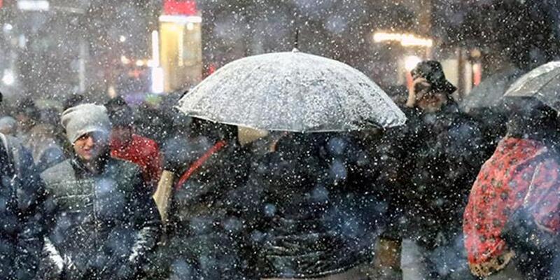 Meteoroloji'den kar ve yağmur uyarısı!: İstanbul, İzmir, Ankara 2 Mart 2021 hava durumu tahminleri