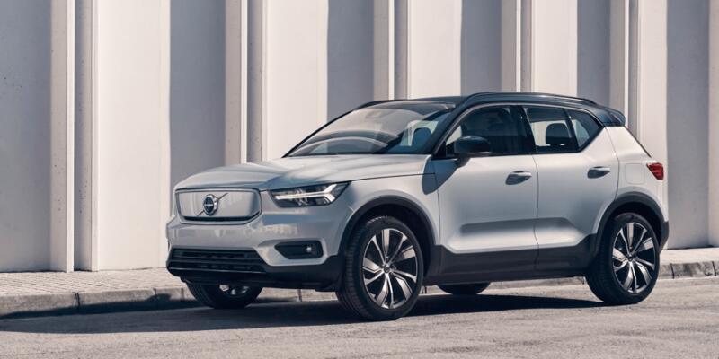 Volvo Cars 2030'a kadar elektrikli olacak