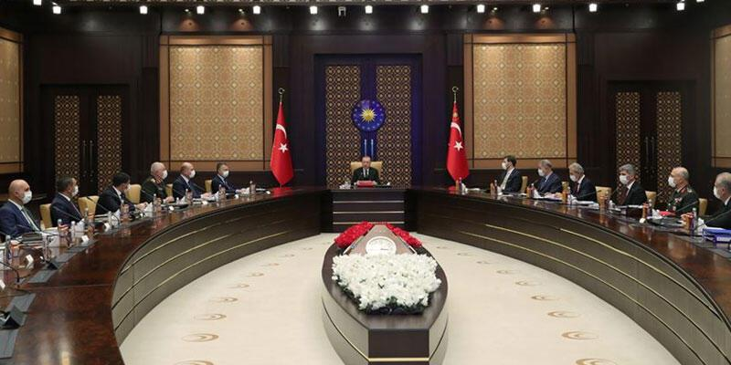 Savunma Sanayii İcra Komitesi toplantısı sona erdi