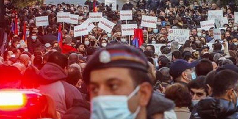 Ermenistan'da muhalefet, Başbakan Paşinyan olmadan erken seçime gidilmesini istiyor