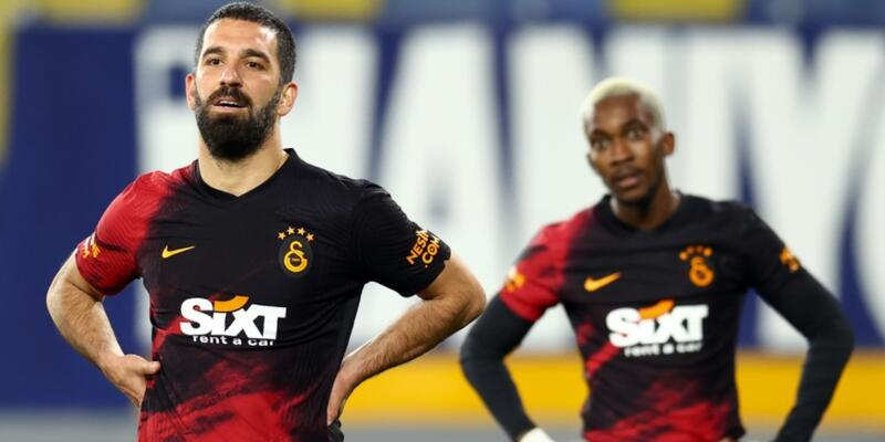 Ankaragücü 2-1 Galatasaray MAÇ ÖZETİ