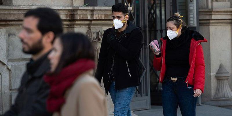 İspanya'da Kovid-19'dan can kaybı sayısı 70 bini geçti