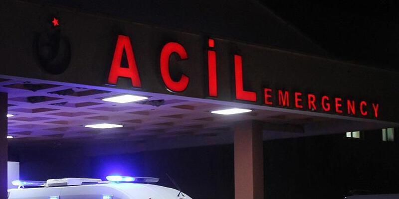 Şırnak'ta askeri araç devrildi: 11 yaralı