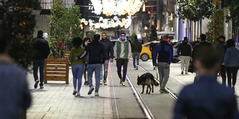 Son dakika haberi: İçişleri'nden sokağa çıkma kısıtlaması açıklaması