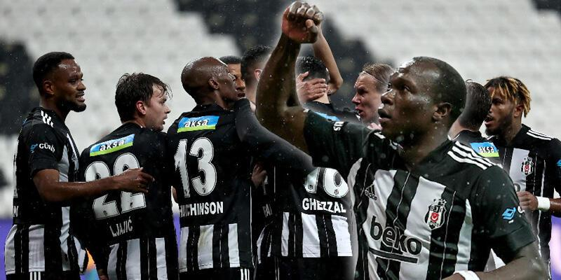 Beşiktaş - Gaziantep FK: 2-1