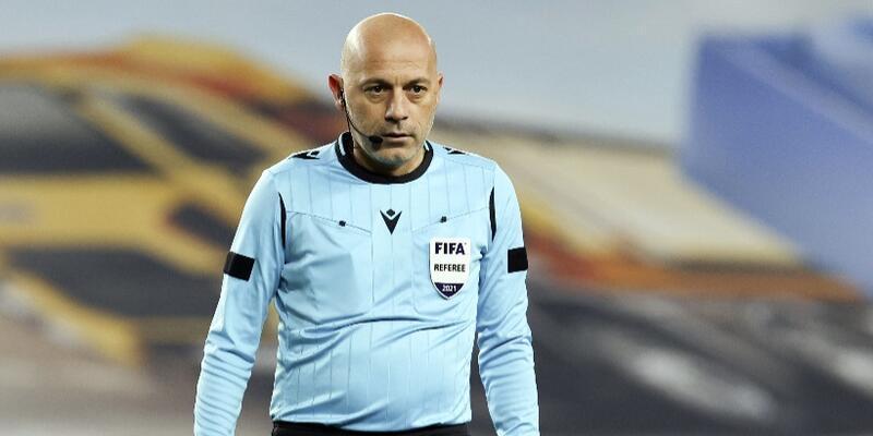 Borussia Dortmund-Sevilla maçını Cüneyt Çakır yönetecek