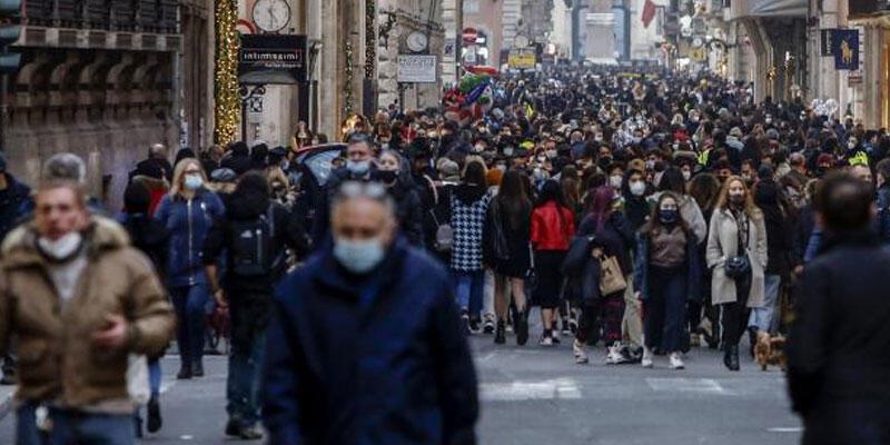 İtalya'da Kovid-19'dan ölenlerin sayısı 100 bini geçti
