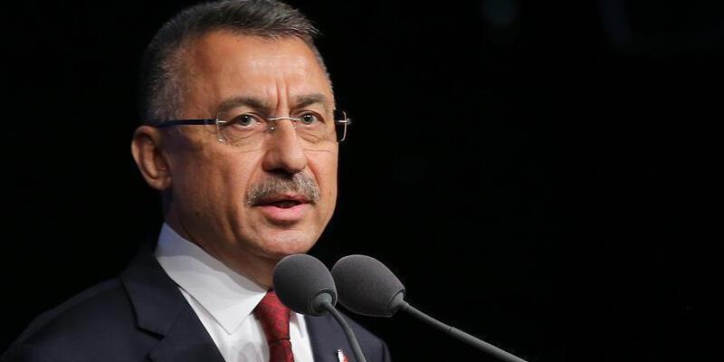 Cumhurbaşkanı Yardımcısı Oktay'dan usta oyuncu Rasim Öztekin için taziye mesajı