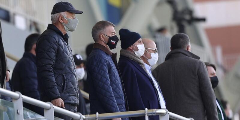 Trabzonspor'dan FIFA'ya TFF başvurusu