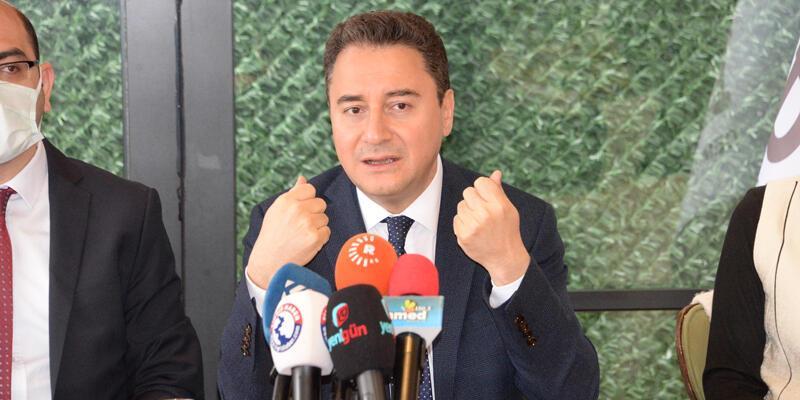 Ali Babacan: Abdullah Gül'ün partimize açık desteği oldu - Son Dakika Flaş Haberler