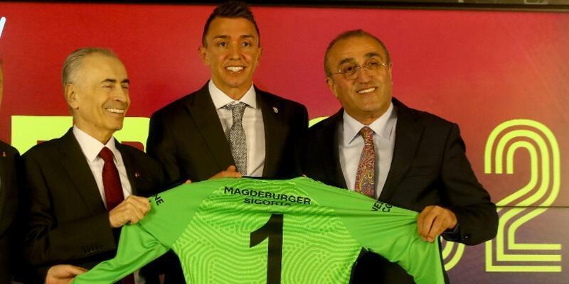 Fernando Muslera'nın sözleşmesi uzatıldı