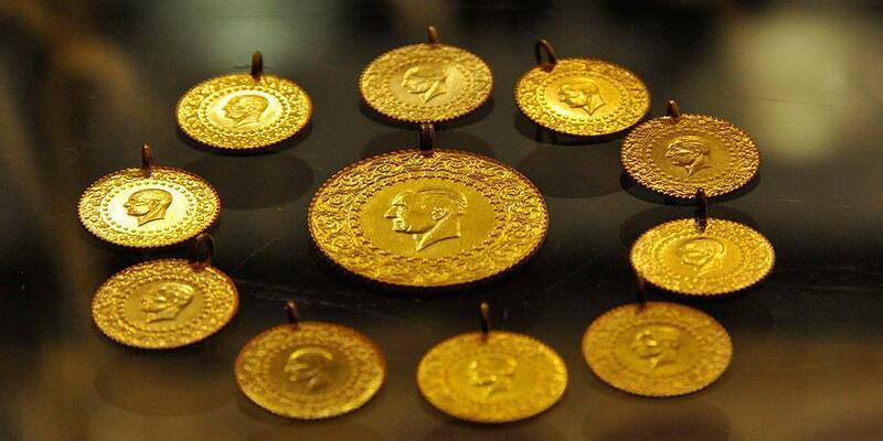 Altının kilogramı 417 bin liraya geriledi