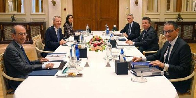 Türkiye-Yunanistan arasındaki istikşafi görüşmelerinin 62. turu tamamlandı