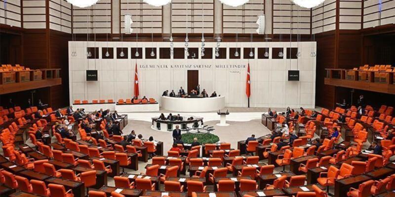 TBMM Genel Kurulu'nda 10 uluslararası anlaşma kabul edildi