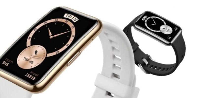 Karşınızda Huawei Watch Fit Elegant