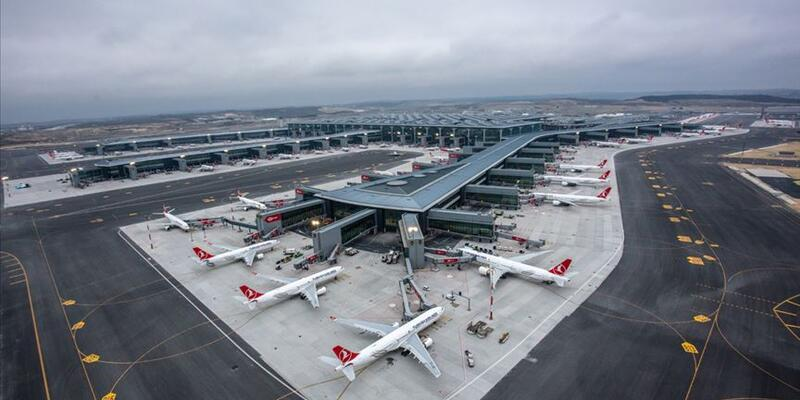 İstanbul Havalimanı Avrupa'da yine zirvede