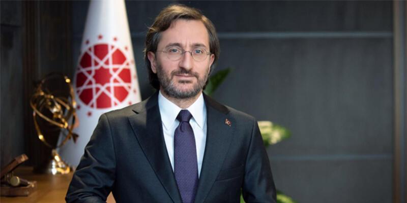 İletişim Başkanı Altun:FETÖ, Orta Asya'daki soydaşlarımız için de çok büyük tehdit