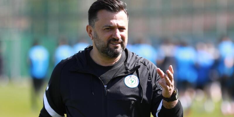 Bülent Uygun: Galatasaray'dan puan almak istiyoruz