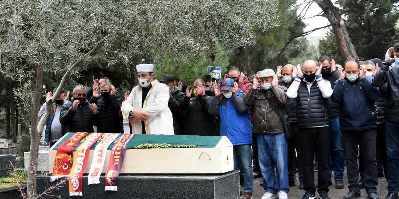 Erhan Önal İzmir'de toprağa verildi