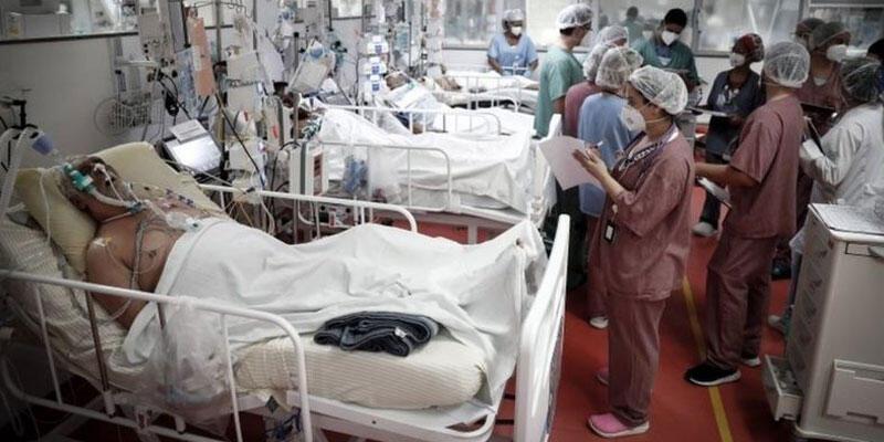 Brezilya'da sağlık sistemi alarm veriyor! 'Tarihin en ağır krizi'
