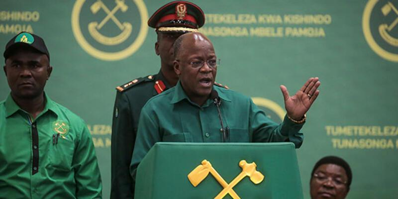 Tanzanya Devlet Başkanı Magufuli'nin öldüğü açıklandı