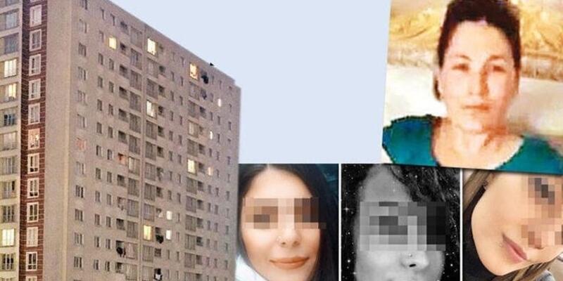 Türkmenistanlı bakıcı 3. kattan düşerek ölmüştü: Baro şifresiyle cinayet mesajı