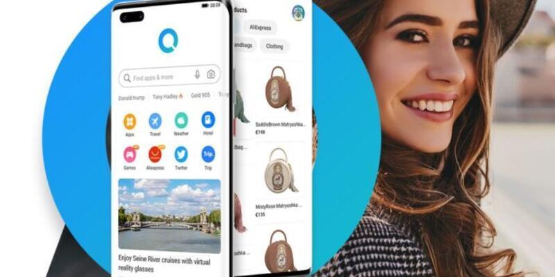 Huawei Petal Search kullanımı artmaya devam ediyor