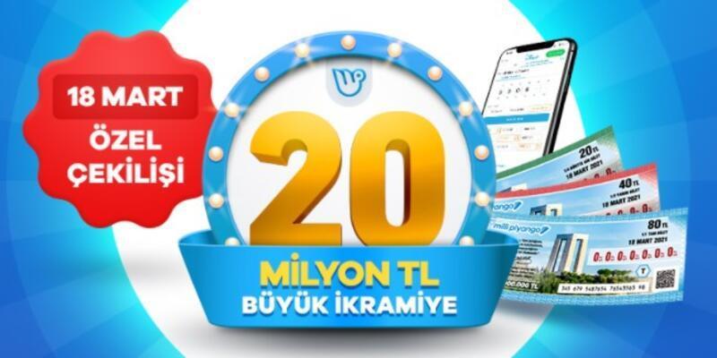 18 Mart Milli Piyango sonuçları.... Milli Piyango Online bilet sorgulama ne zaman, saat kaçta?