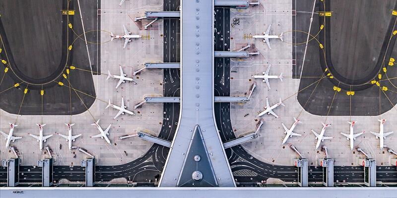İstanbul Havalimanı günlük 550 uçuşla Avrupa'nın zirvesinde