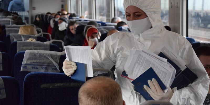 Ukrayna'da 2021'de en yüksek vaka sayısı