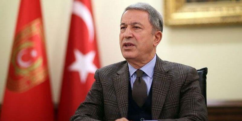 Son dakika haberi: Bakan Akar: ABD'nin Türkiye ile işbirliği yapması gerekir